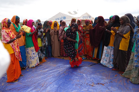 ETHIOPIA: Empowering Somali women refugees to talk about violence