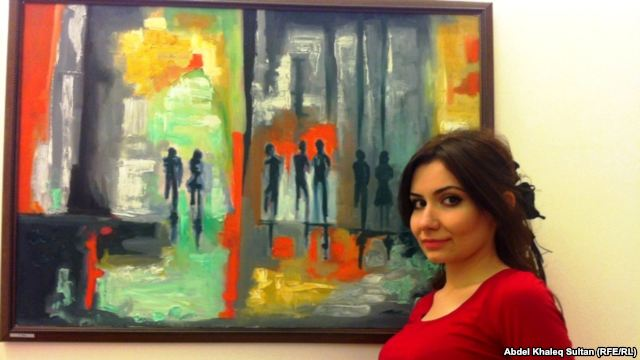 Kurdish Artists Bring Violence Against [Iraq] Women Into The Open
