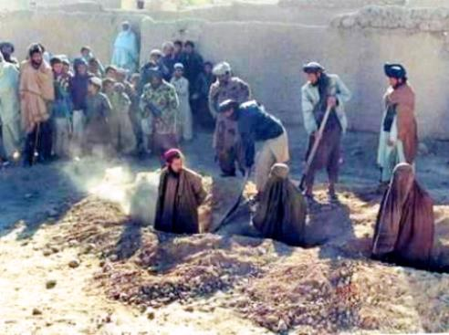 Revised Afghanistan penal code may open door for public stonings