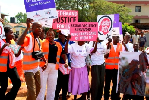 Protecting children from sexual violence in Kenya demands legal action