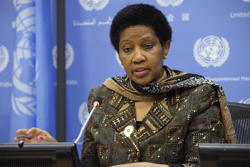 Head of UN Women advocates for reparations for victims of war-time rape