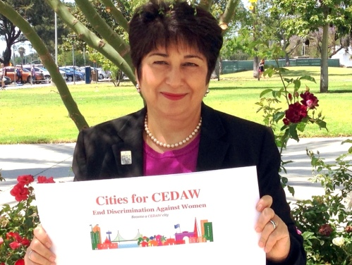 Mapping CEDAW toward greater rights for women: One City at a Time
